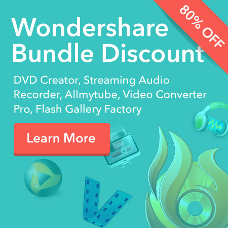 Wondershare Bundle Discount