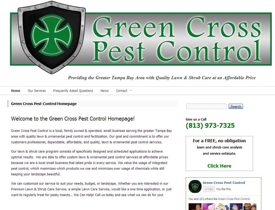 Green Cross Pest Control
